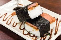 spam sushi for seniors