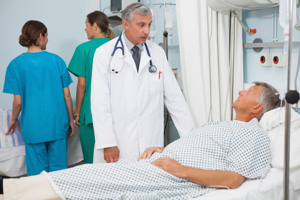 seniors readmission to hospital