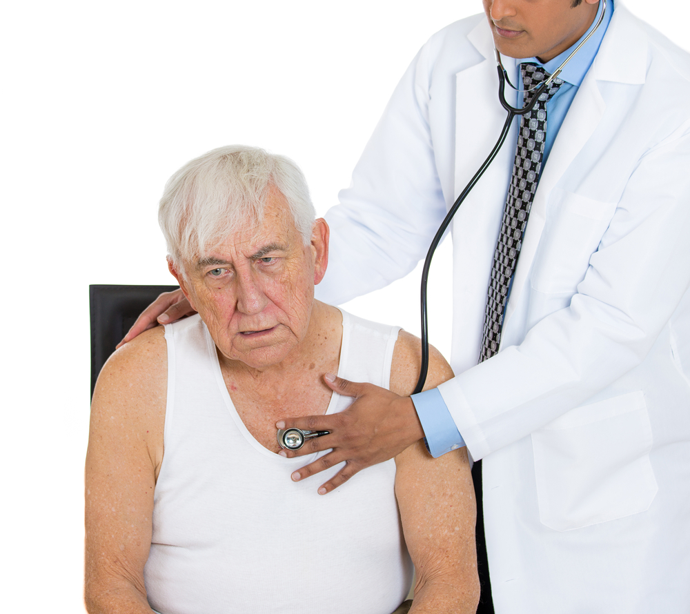 Pneumonia and lung health in seniors