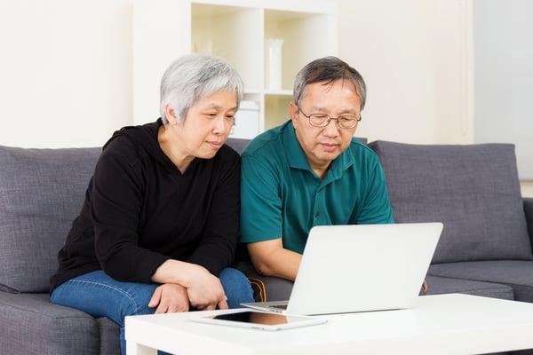 seniors technology cyber security