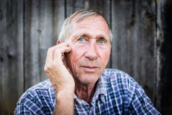 Seniors and PTSD, post-traumatic stress disorder