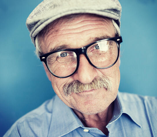 vision and cataracts in seniors
