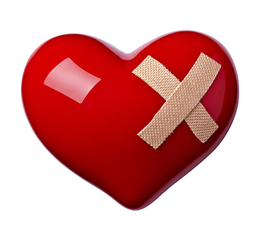 senior heart health month february