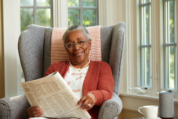 seniors shelter in place isolation social distancing