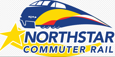 northstar commuter Heading to the Game!